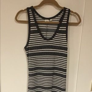 GAP-Racerback Maxi Dress